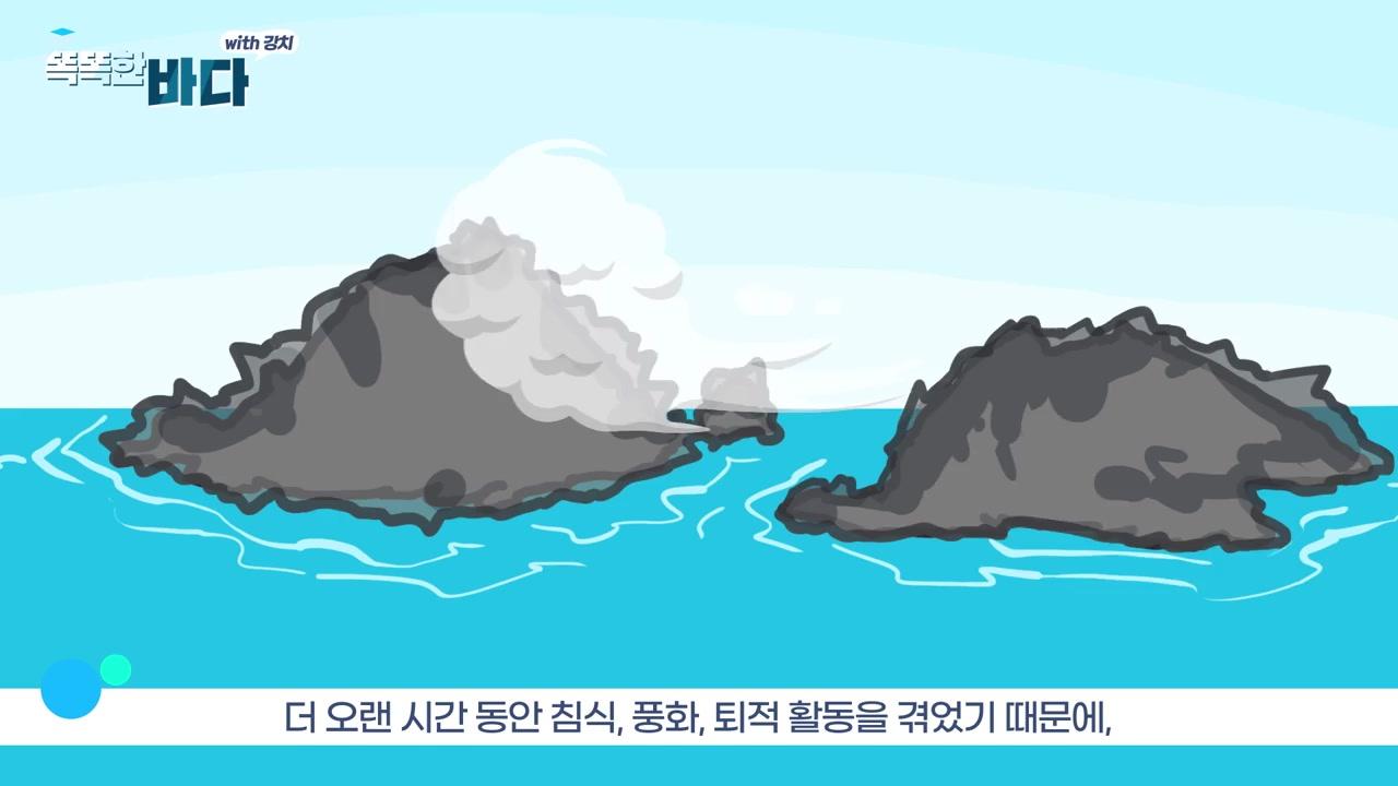 똑똑한 바다 (독도유래)